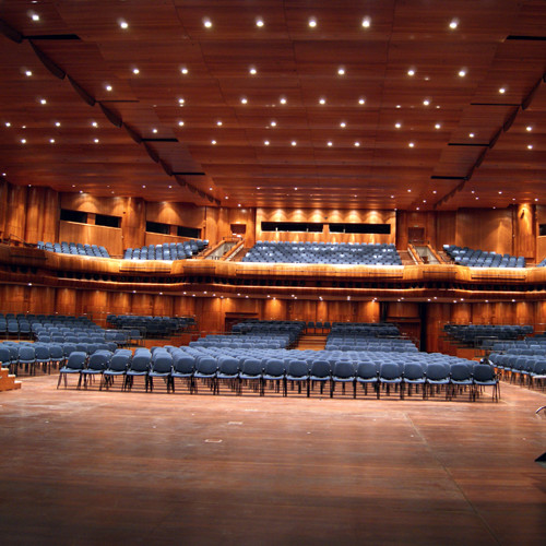 Auditorium Stravinsky - Montreux Photo 01