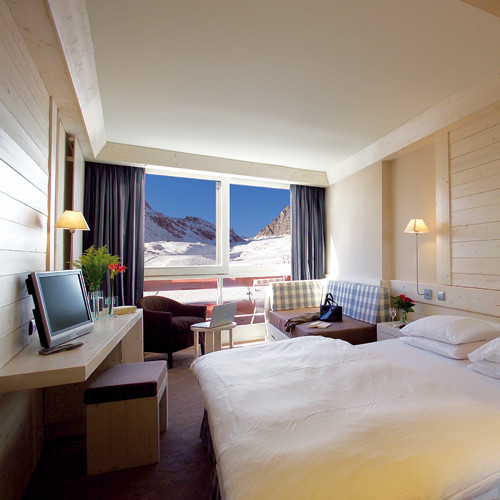 Hôtel Le Ski d'Or - Tignes Photo 01
